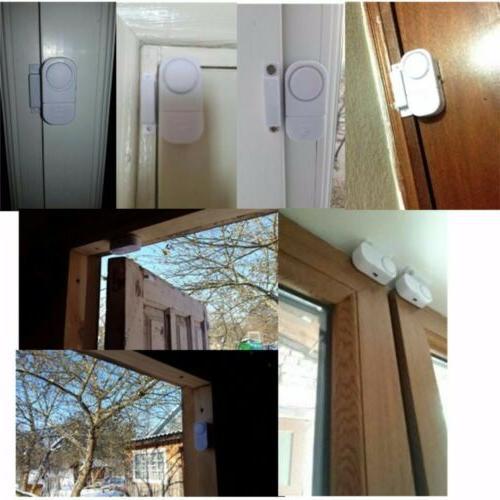 10PCS Wireless Door System Sensor