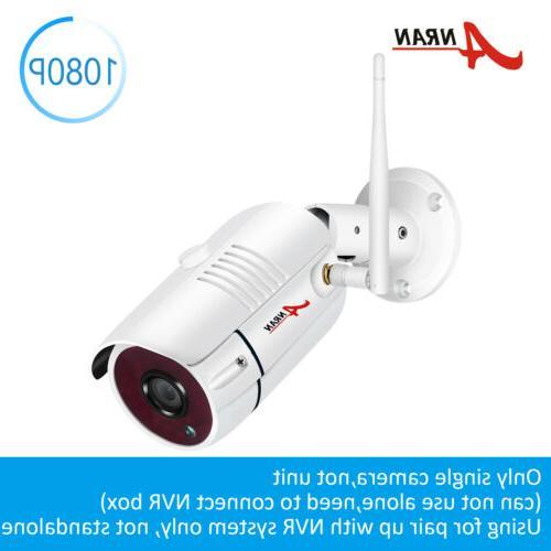 ANRAN 1080P WIFI Video IP Cameras Outdoor Night Vision