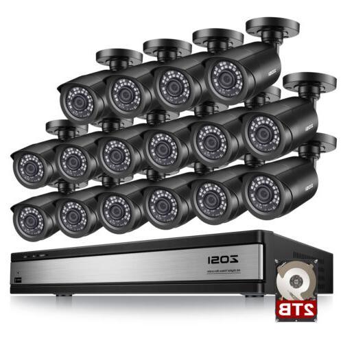 16ch 1080p hdmi dvr 720p outdoor home