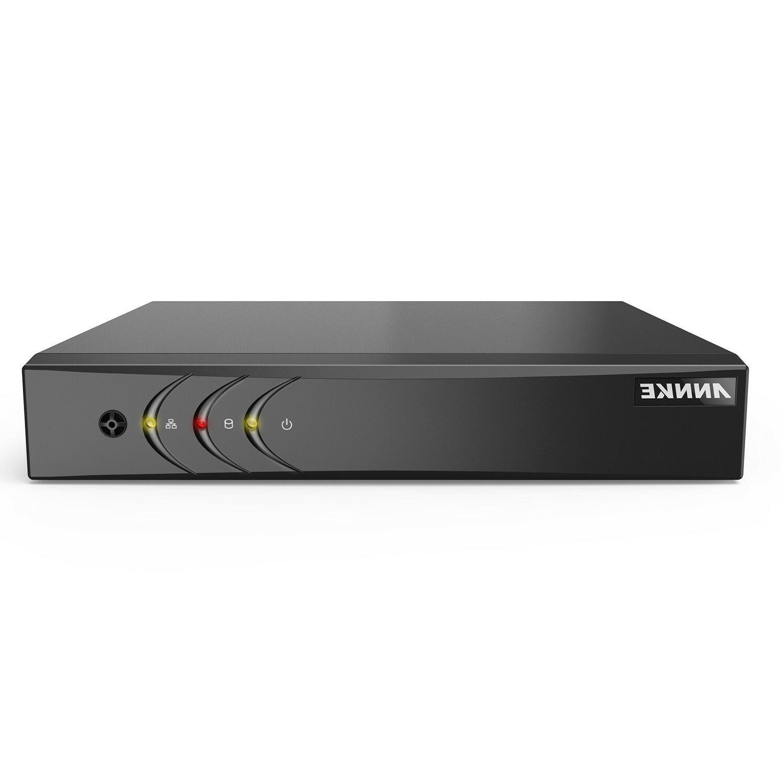 ANNKE 16CH H.264+ CCTV Security System Pic 0-4TB