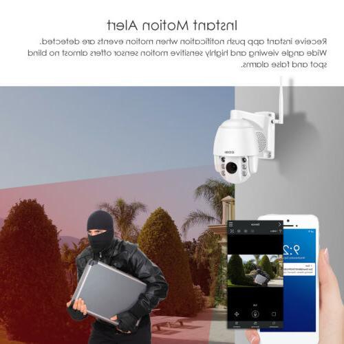 ZOSI 1080P IP Camera PTZ Way