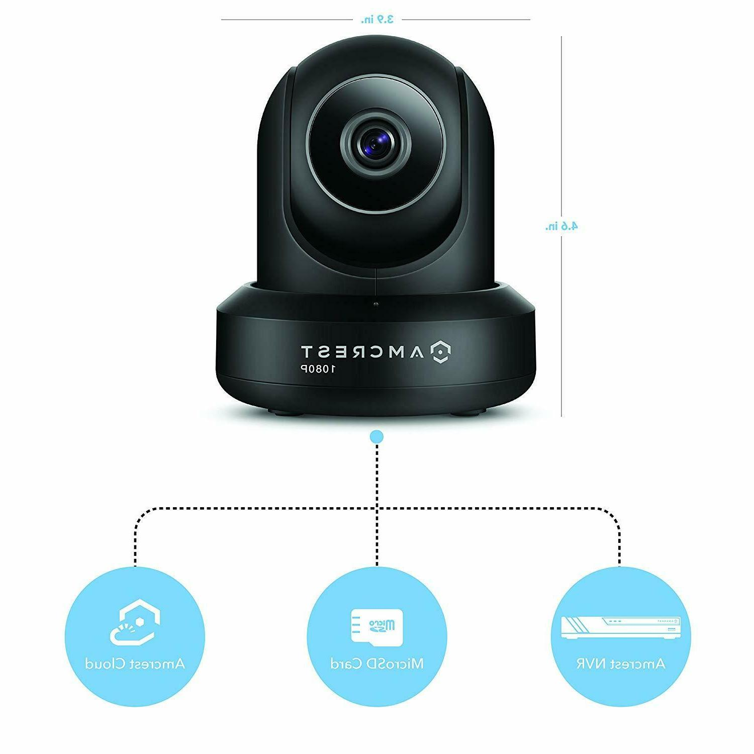 Amcrest 2MP Camera System 4 x Dome WiFi