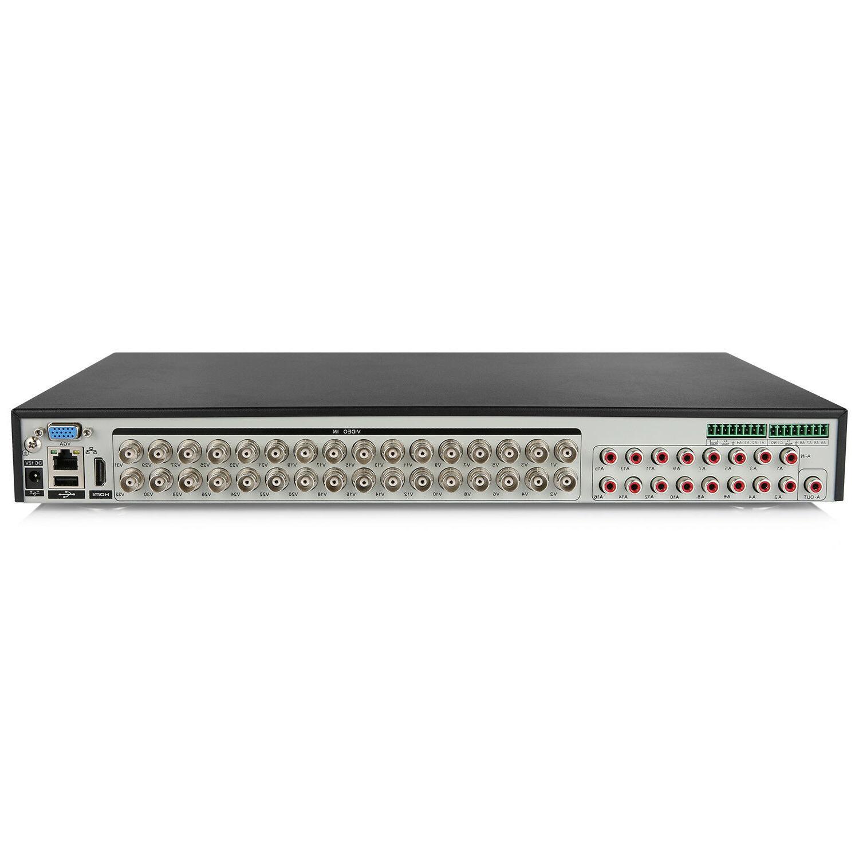 ANNKE 32CH HD Onvif IR CCTV System APP