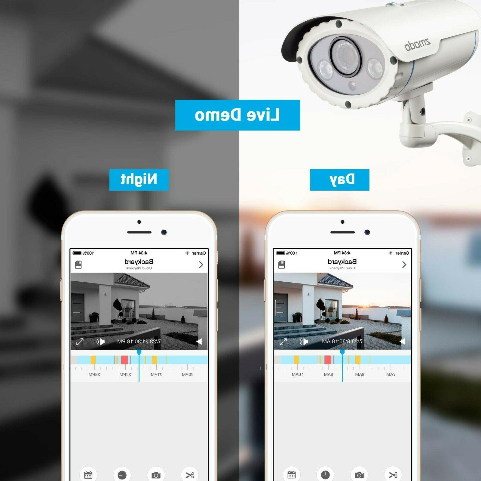 Zmodo 720P IP Security Camera w/ Night Vision Clearance