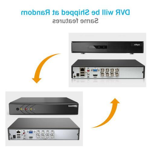 SANNCE 8CH 1080P 3000TVL 2MP IR Camera System