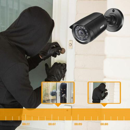 ZOSI DVR Outdoor Security Camera System 2TB