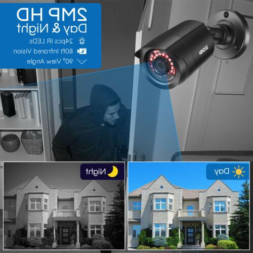 ZOSI Home Surveillance DVR