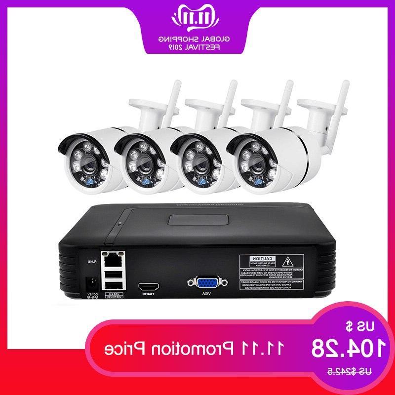 4ch nvr wifi video surveillance font b