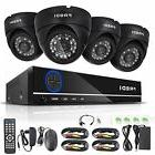 FREDI 4CH Security Camera System Full 960H DVR with 4x 800TV