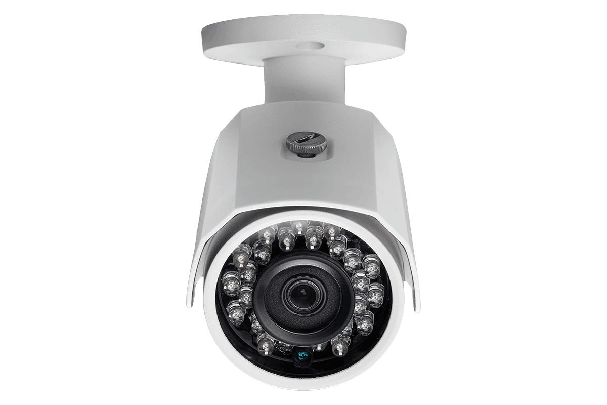 Lorex 4K Channel with Bullet 4xLEV2712 Dome Camera