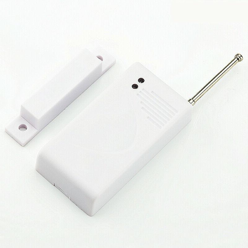4X 433Mhz System Magnet Window Door