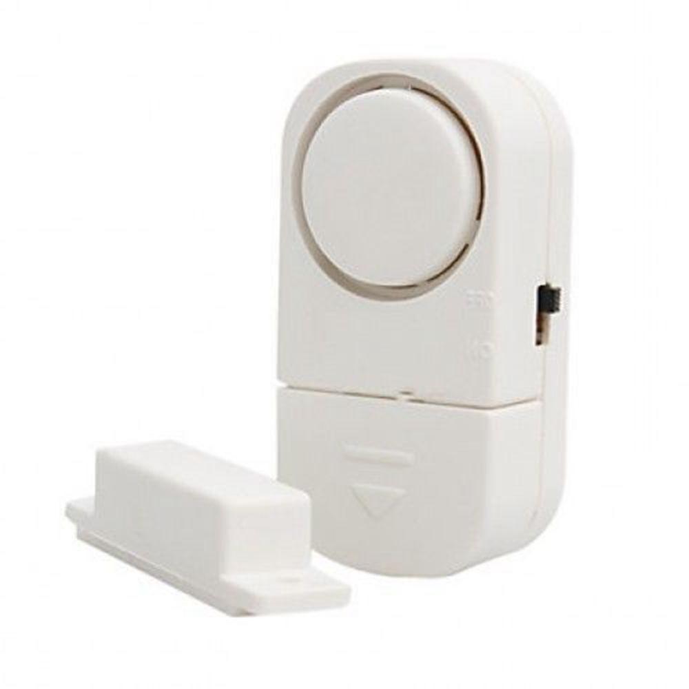 6 X WIRELESS Home Window ALARM System Sensor