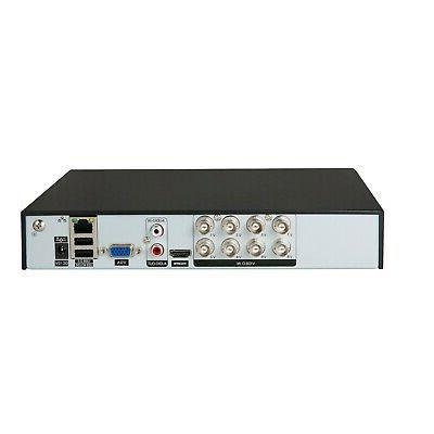 SANNCE 1080N 5IN1 TVI Video DVR 1500TVL