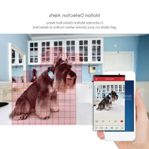 ZOSI 8CH Home Security 2 1080P Cameras