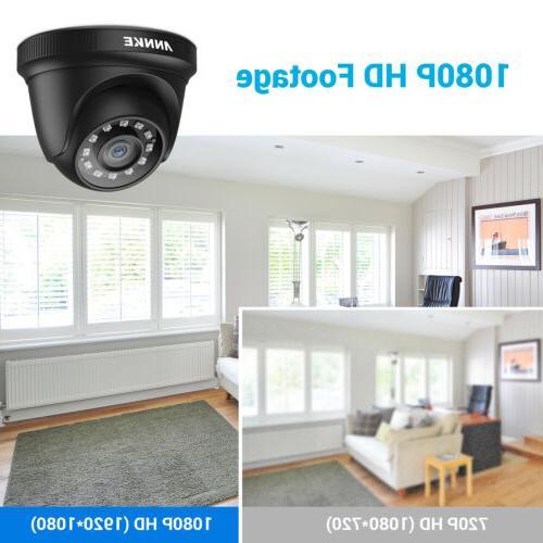 ANNKE 3000TVL 1080P CCTV APP