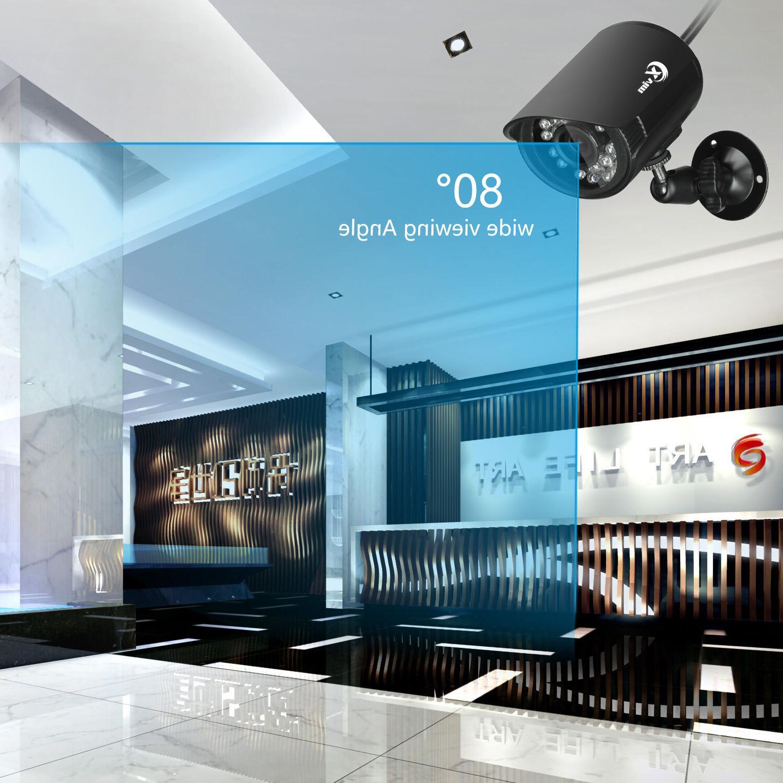 XVIM 1080P DVR 1920TVL System