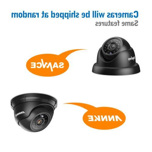 ANNKE 8 DVR CCTV Security Camera Hard Drive