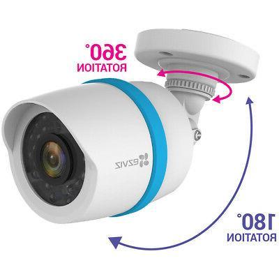 Ezviz System Bullet Cameras, Night