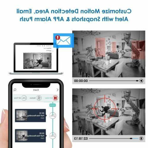 ZOSI 8 5MP Lite 1080p Recorder