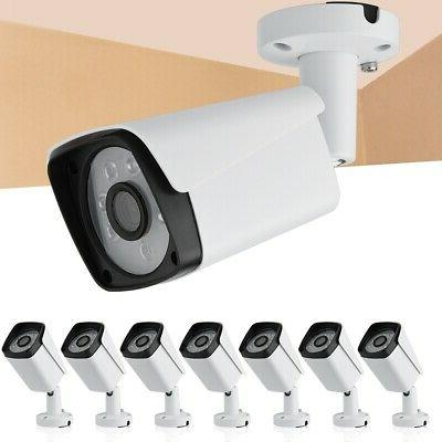 8CH DVR HD Camera CCTV