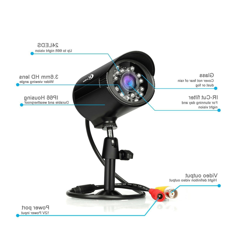 XVIM 1080P Outdoor Camera Drive