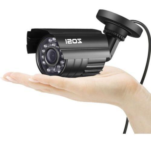 ZOSI Camera System HD-TVI 1080N DVR recorder