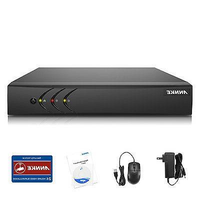 ANNKE H.264+ 16CH/ 4CH 1080P DVR Video System