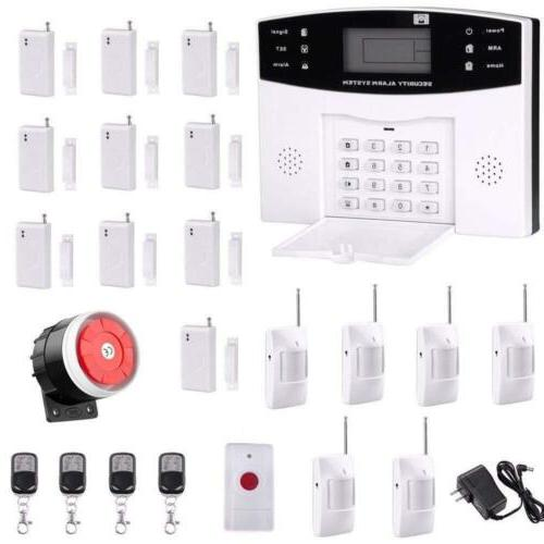 Ag-security™ High efficiency security system 99+8 zone Aut