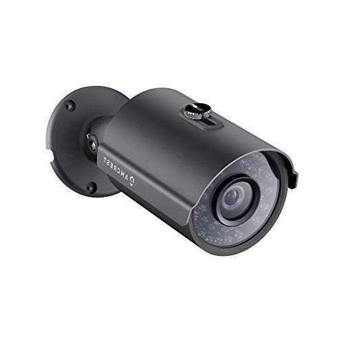 Amcrest UltraHD 4-Megapixel Network Video Security System POE Cameras, 164ft Vision, HDD Over