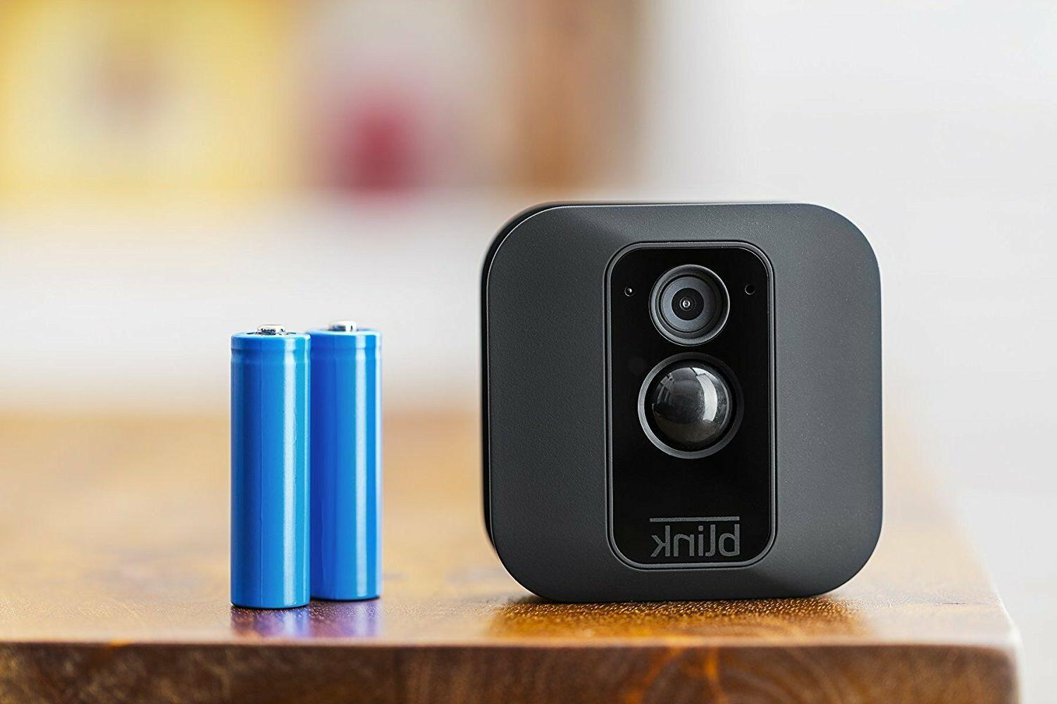Blink Home Security Detection, Wall Video