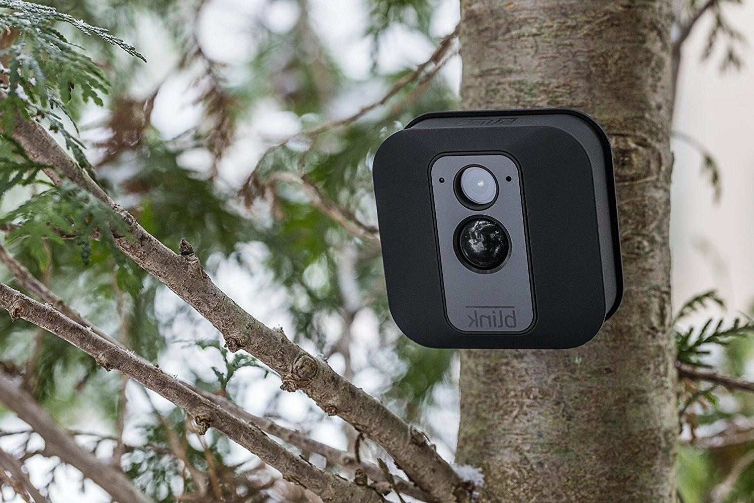 Blink Xt Camera System With Detection, Mount, Hd Video