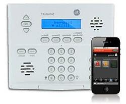 GE Simon XT Wireless Alarm System with Interactive Wireless