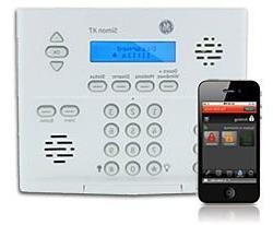 GE Simon XT Wireless Alarm System with Interactive Wireless