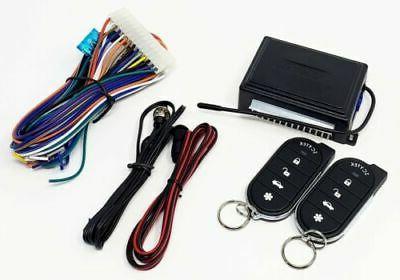 Scytek A15 Entry Car System, 2 Fob 4 Door Locks