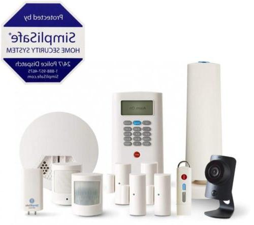 SimpliSafe 12-Piece Home &