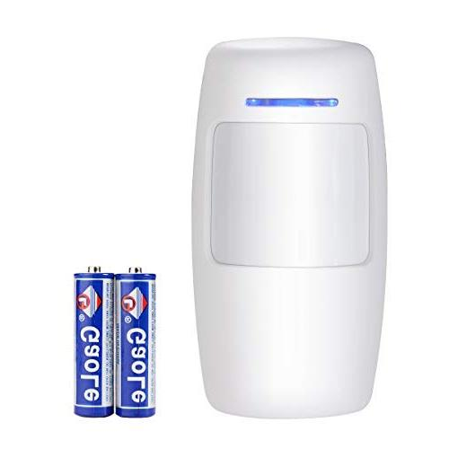 WIFI Security 433Mhz Easy to Operate Android/IOS APP Wireless Home Burglar alarm Complete and