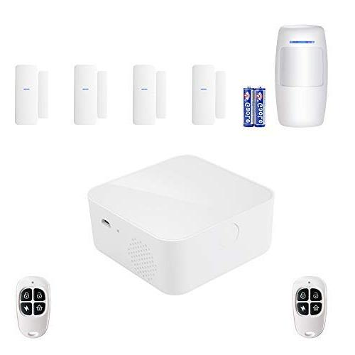 WIFI Security Alarm System 433Mhz Easy to Operate Android/IO
