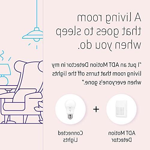 Samsung Wireless Home with DIY Alarm System Hub, Door Window Sensors, Motion Detector -