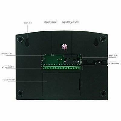 AG-security SMS Home Alarm System