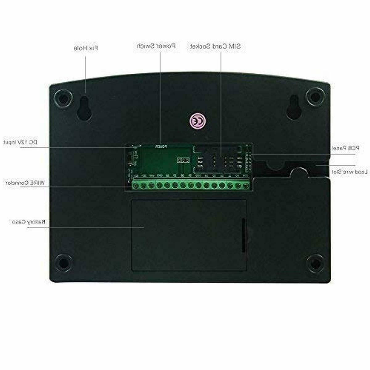 AG-security Home Security Alarm System with