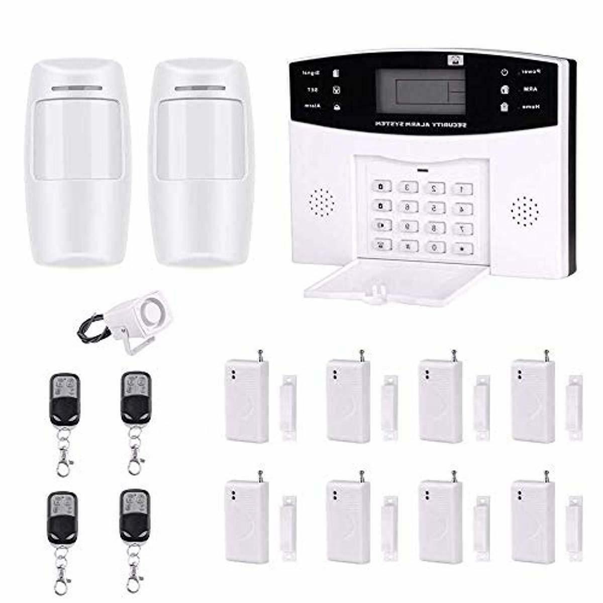 AG-security Home Security Fire Alarm
