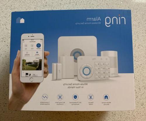 alarm wireless home security system 5 piece