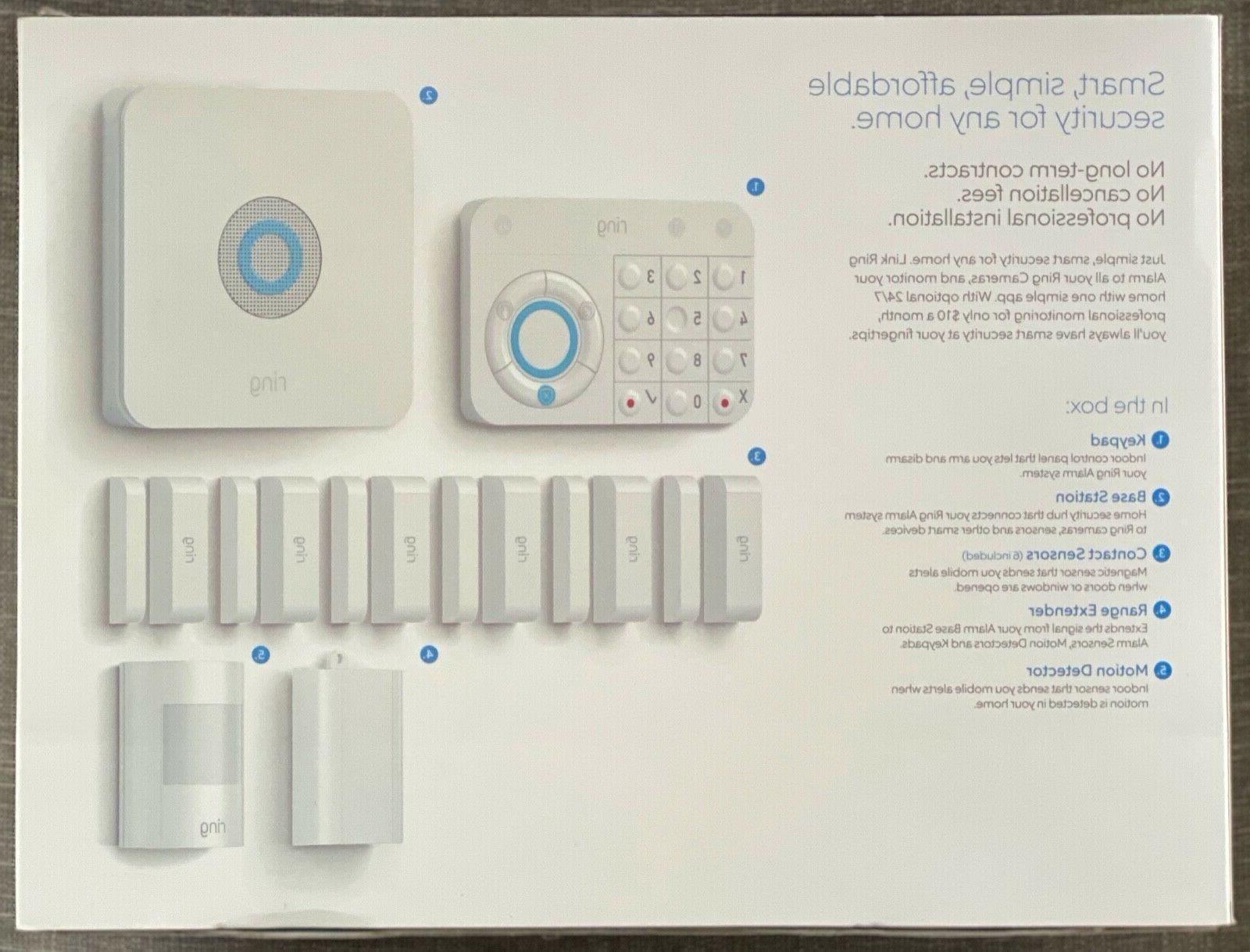 Ring Kit Home System 10