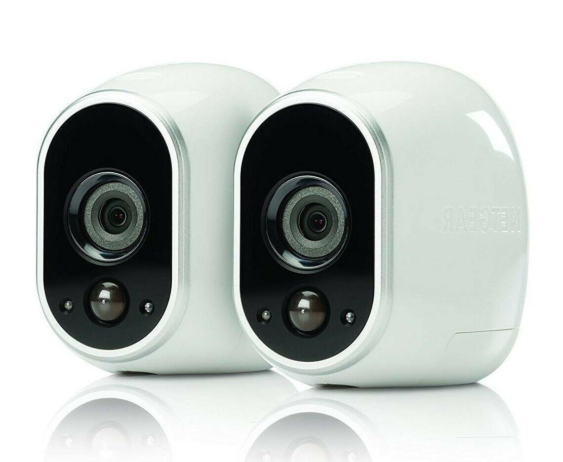 arlo wireless home security camera system indoor