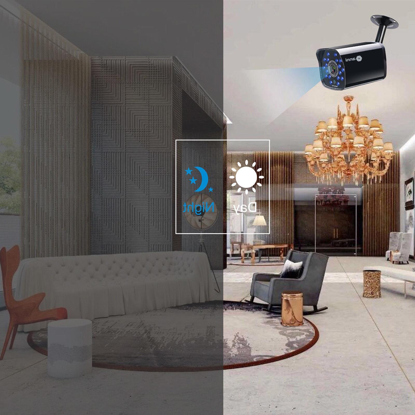anni Camera TVI Indoor Outdoor