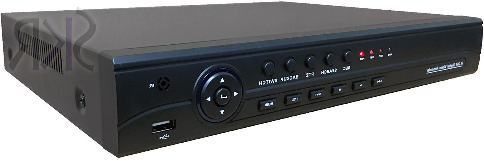 Sikker 16 Channel H.264 Full CCTV Security HDMI