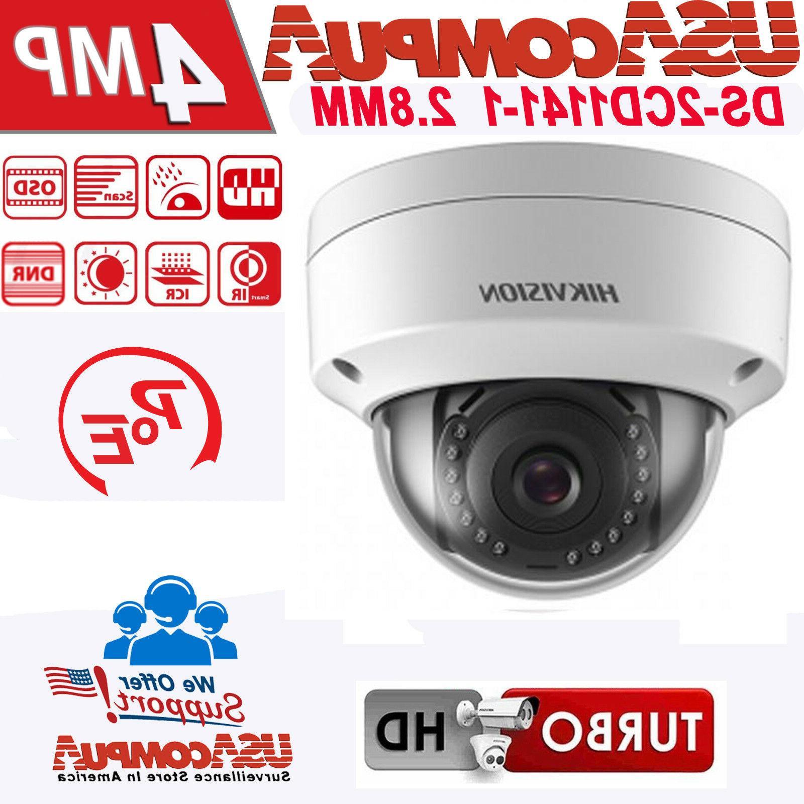 Hikvision Kit System 4MP Camera Original