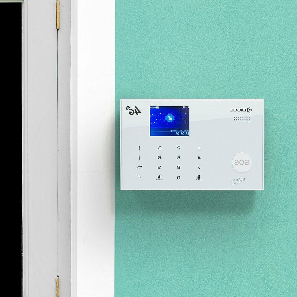 DIGOO DG-ZXG30 433MHz WIFI Smart Home Security