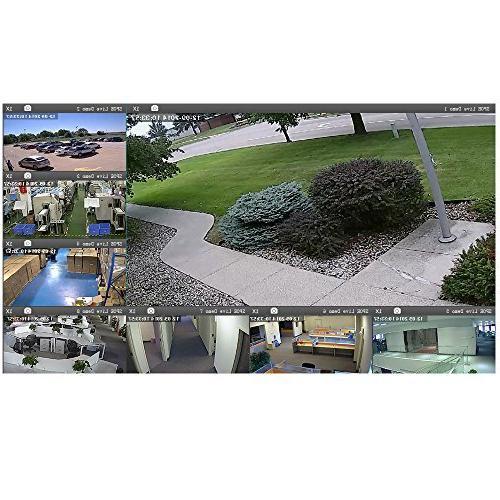 Funlux Digitial Recored KS-S88TA-S-1T NVR Cameras