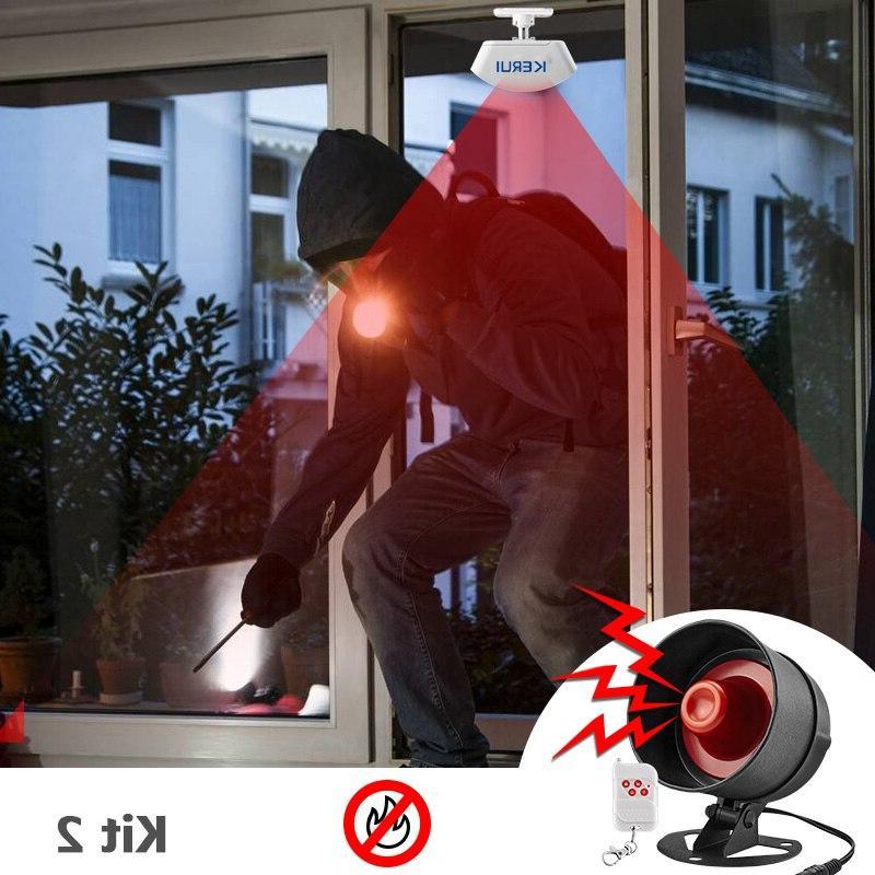 KERUI Local Home Siren sensor Alarm